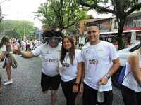 Gran participación acompañó la 4K por la Mujer de Envigado