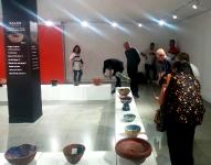 Homenaje a la vasija a través de un tazón en la U. de Medellín