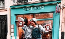 La pareja colombiana que conquista París con nuestra gastronomía