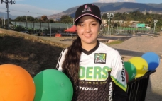 Manuela Martinez presente y futuro del bicicross nacional