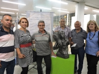 Miguel Anguel Betancur abre exposición en la Biblioteca Piloto