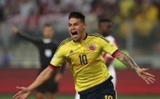 Momentos de la clasificación de Colombia a Rusia 2018