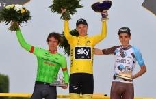 Rigoberto Urán subcampeón del Tour de Francia 2017