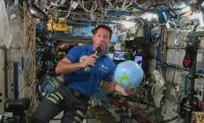 Thomas Pesquet, el astronauta que llevó la cumbia colombiana hasta el espacio
