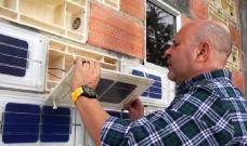 Un ladrillo solar entre las patentes de la Universidad Eafit